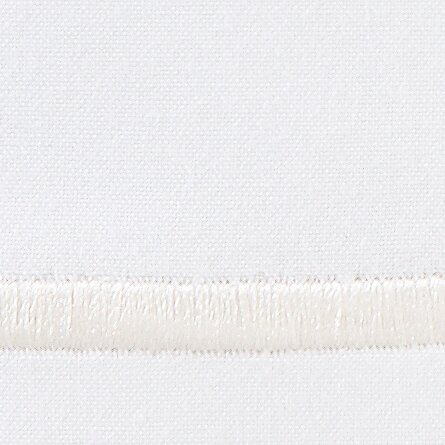 Tempo 420 Thread 100% Cotton Flat Sheet by Peacock Alley